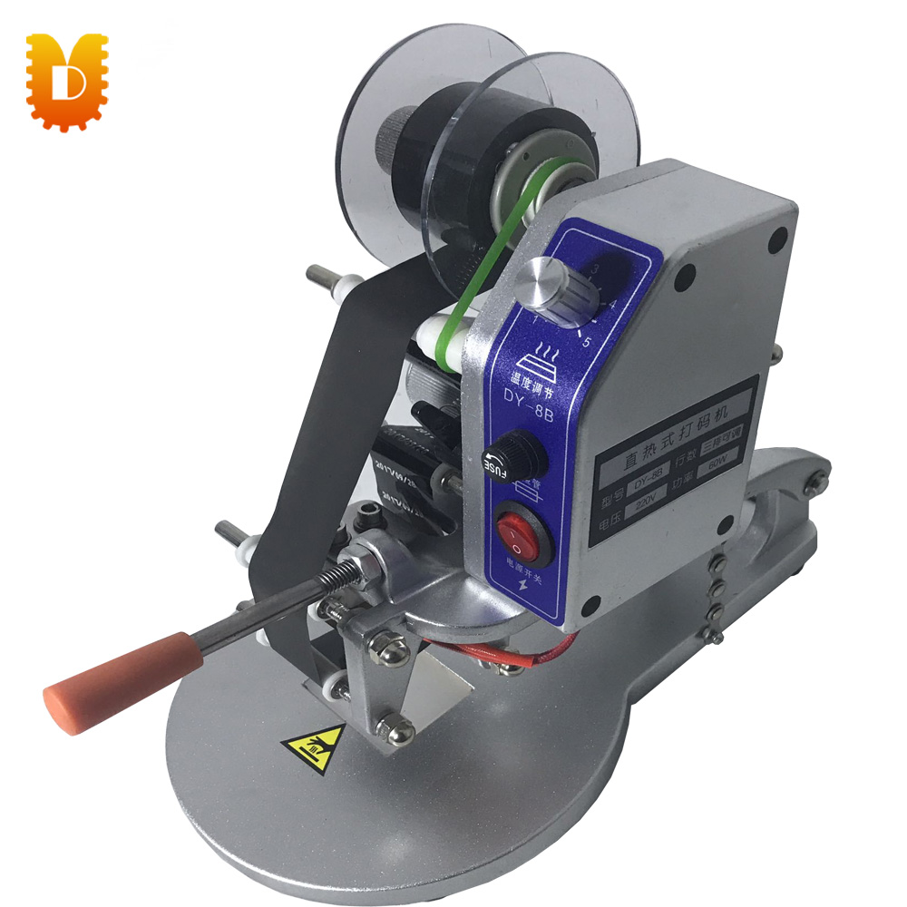 UDDM-3 coding machine date coding machine manual coding machine manual date printing machine best quality top sell manual hot stamping date coding machine