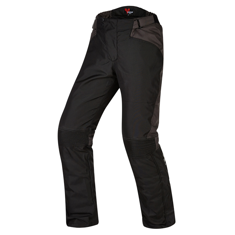 Duhan Motorcycle pants motorbike rider trousers protective gear Oxford cotton pants M to 2XL extra size SWX STAR MOTO scoyco p027 2 motorcycle protective pants racing trousers sports riding windproof wears motorbike with ce kneepad m xxxl black