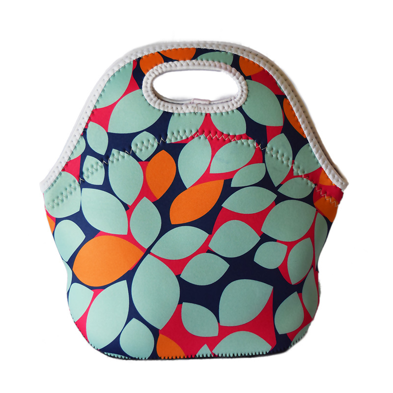 Lancheira neoprene thermal bolsa termica para marmita women handbags bag lunch box kids thermos caixa de almoco - Leather discount stores store