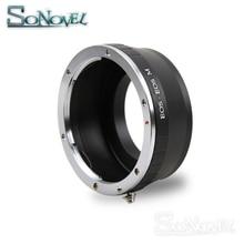 EOS EOS M Lens Montaj Adaptörü Halka Canon EF Lens için Canon EOS M EF M M1 M2 m3 M5 M6 M10 M100 Aynasız Kamera