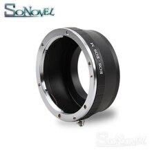 עבור M EOS עדשת הר מתאם טבעת עבור Canon EF עדשה Canon EOS M EF M ראי M1 M2 M3 M5 M6 M10 M100 מצלמה