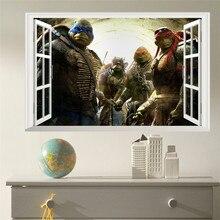 Buy Wall Stickers Ninja And Get Free Shipping On AliExpresscom - Ninja turtle wall decals