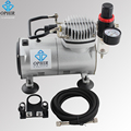 OPHIR PRO Cylinder Piston Compressor 110V/220V Airbrush Compressor for Airbrushing Tattoo Nail Art Hobby Body Paint Makeup_AC089