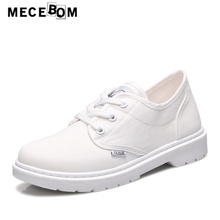 Women's Canvas Shoes new trend lace-up flats footwear girl pink footwear sapato feminino dimension 35-40 w701w