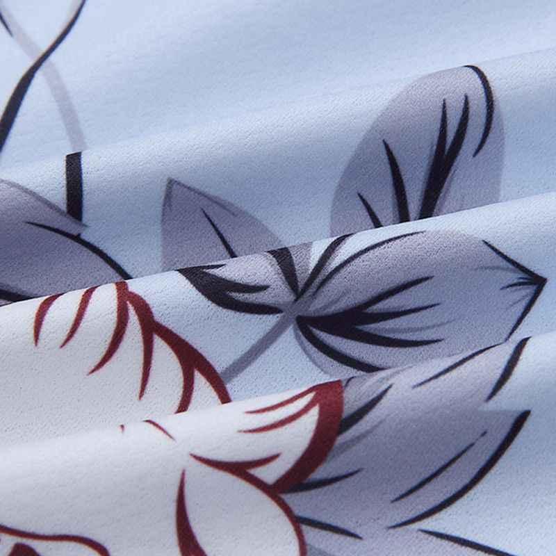 Летний комбинезон с бантом, женский комбинезон, шорты, Vestido, женские комбинезоны, винтажный этнический стиль, с принтом, сиамская юбка-комбинезон