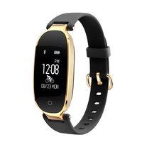 Heart Rate Monitor Smart Band Fitness Tracker OLED Bracelet Bicycle Riding Mode Remote Music For Andriod