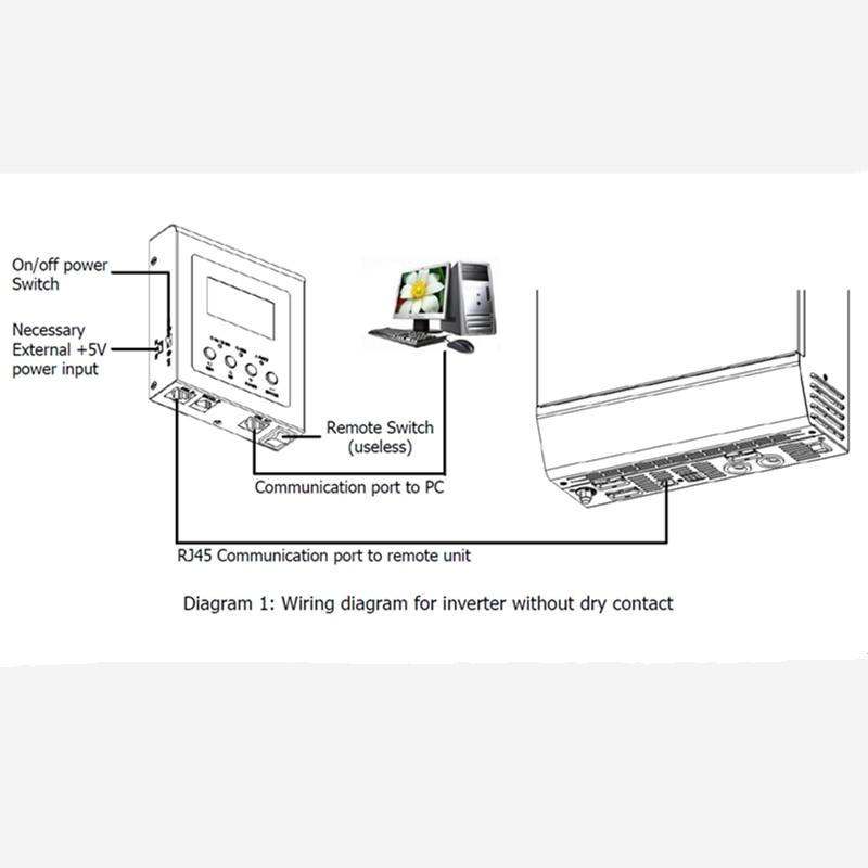inverter remote switch schematic
