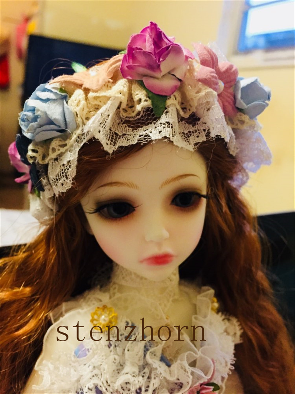 New shelves 1/6 BJD doll BJD / SD fashion LonnieLOVELY doll for baby girl birthday gift free shipping