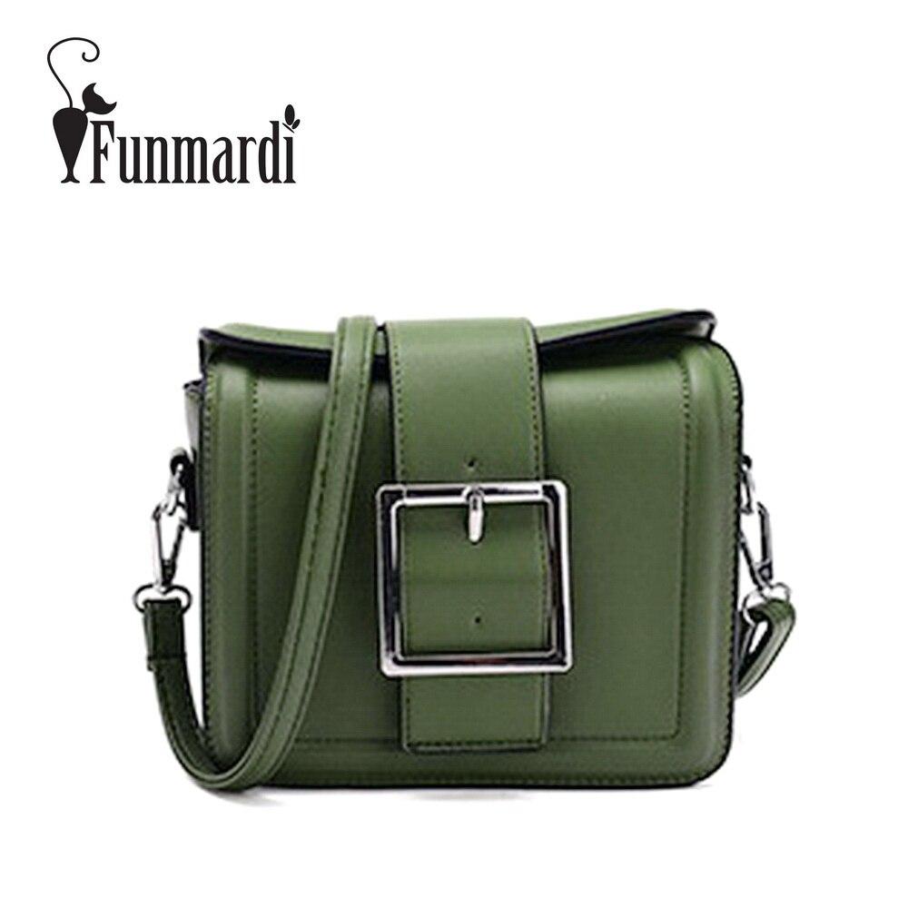 Funmardi Роскошные модные кожаные Сумка Мини-модный сумка винтажные женские сумка отверстиями женская сумка WLHB1604