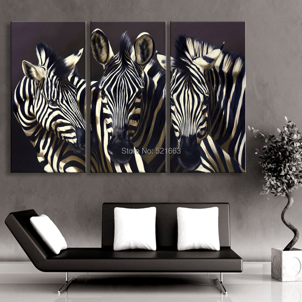 HD Animal Canvas Art Print Painting Poster Print Wall Pictures For Home Decoration Wall Decor Wall Art 14110105-in Painting u0026 Calligraphy from Home ... & HD Animal Canvas Art Print Painting Poster Print Wall Pictures For ...