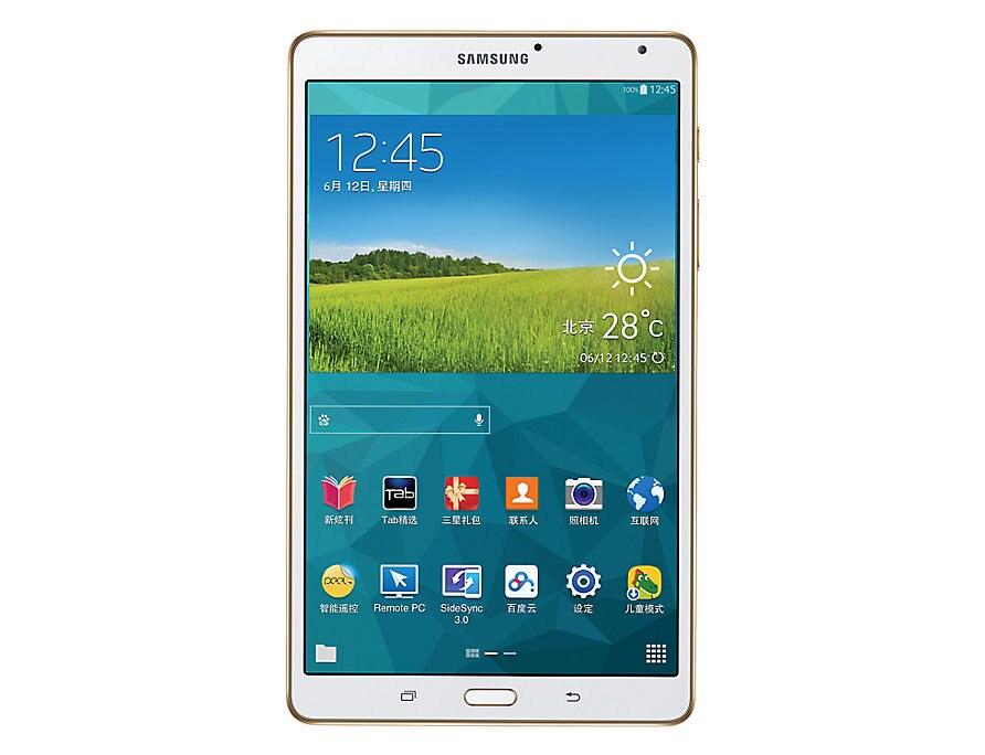 Samsung Galaxy Tab S 8.4 inch T700 WIFI Tablet PC 3GB RAM 16GB ROM Octa-core 4900mAh 8MP Camera Android Tablet original new samsung galaxy tab s t807v verizon wifi 4g tablet pc 10 5 inch 3gb ram 16gb rom dual camera android 7900mah pc