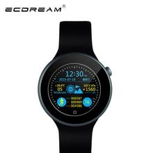 เย็นสมาร์ทนาฬิกาC1ได้ยิน-rate monitor IP67กันน้ำสำหรับกีฬาแฟชั่นทั้งหมดเข้ากันได้BT 4.0 s mart w atchสวมใส่อุปกรณ์