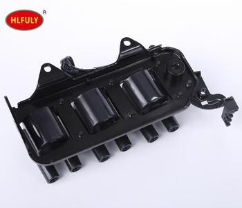 تسليم سريع مصنع صنع أفضل جودة الإشعال لفائف ل هيونداي 27301 37150 لفائف الاشتعال السيارات والدراجات النارية -
