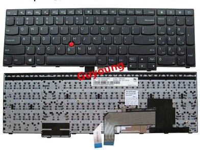 English Keyboard For IBM For Lenovo Thinkpad E550 E550C E555 E560 E565 00HN000 00HN074 00HN037 Laptop US