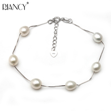 Fashion Natural freshwater adjustable pearl Bracelets For Women wedding jewelry Multicolor pearl Bracelets Gifts цена