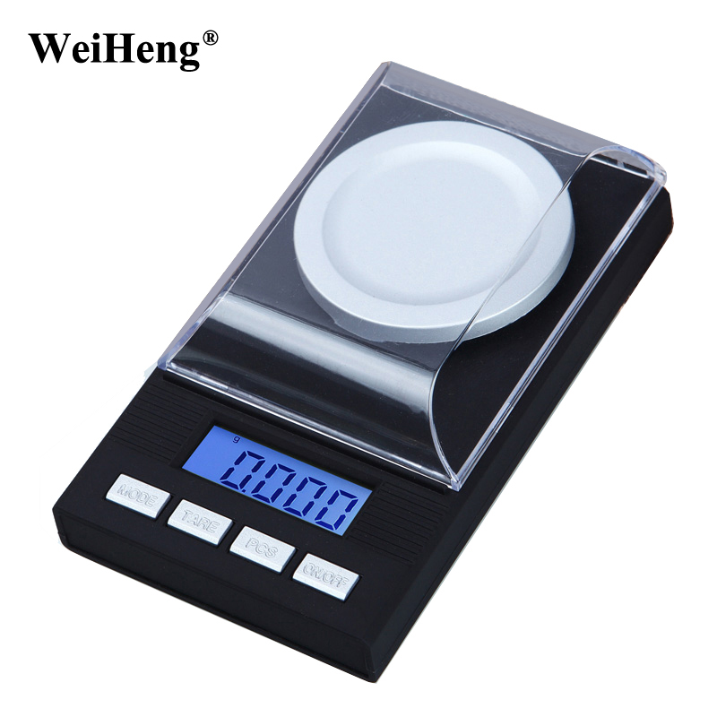 WeiHeng High precision 50g 0.001g jewelry scale Milligram Electronic Digital Scale Pocket Diamond Weight Scale scorpions – born to touch your feelings best of rock ballads cd