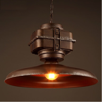 Loft Style Metal Industrial Droplight Edison Vintage Pendant Lights Fixtures For Bar Dining Room Hanging Lamp Lighting Lampara loft style metal water pipe lamp retro edison pendant light fixtures vintage industrial lighting dining room hanging lamp
