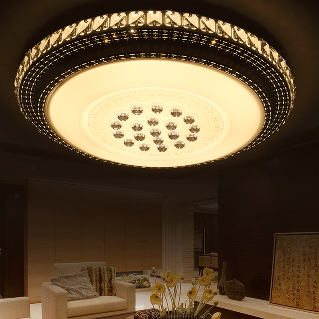 modern crystal design bedroom ceiling lighting led acrylic living room  kitchen lights plafondlamp lamparas techo fixtures. Aliexpress com   Buy modern crystal design bedroom ceiling