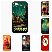 Harry Magic Village Hogwarts Potter For Huawei Honor C X Mate P G 3 4 5 6 7 8 9 10 Plus Cell Phone Case Cover Shell Accessories(China)