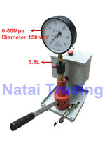diesel injector nozzle tester fule injector tester with big fuel tank