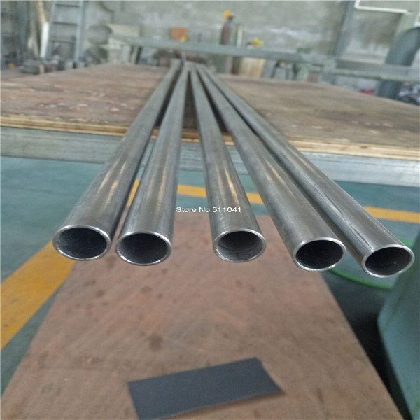 seamless titanium tubes gr2, 14mmOD 12mmOD 1mm THICK 2pieces wholesale price free shipping