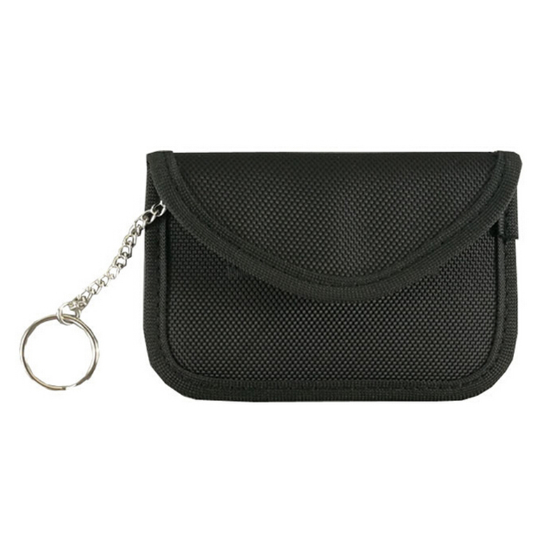 Mini Car Faraday Bag Signal Guard Blocker Anti-Theft Keyless Entry RFID Key Case