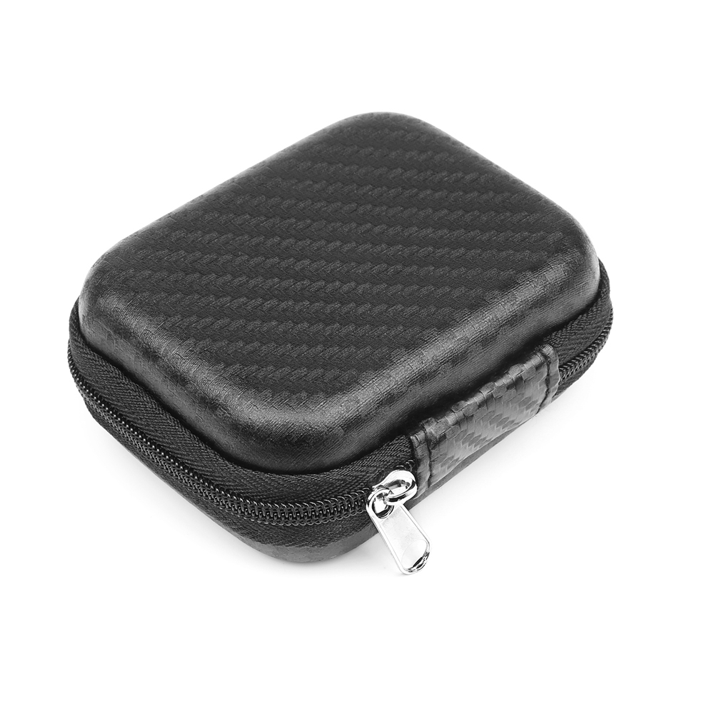 SHOOT Mini boîte Portable EVA sac pour GoPro Hero 8 7 6 5 4 Session Xiaomi Yi 4K Lite Action caméra étui pour Go Pro 7 accessoires