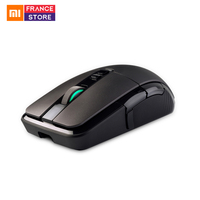 Original Xiaomi Gaming Mouse Gamer DPI Overwatch PUBG RGB Lights Programming Mouse 7200 Dual Mode Wireless Mouse Dota Mouse Game