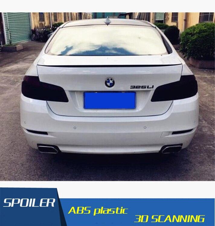 For F30 F35 Spoiler High Quality Carbon Fiber Material Spoiler For BMW M3 320i 320li 325li