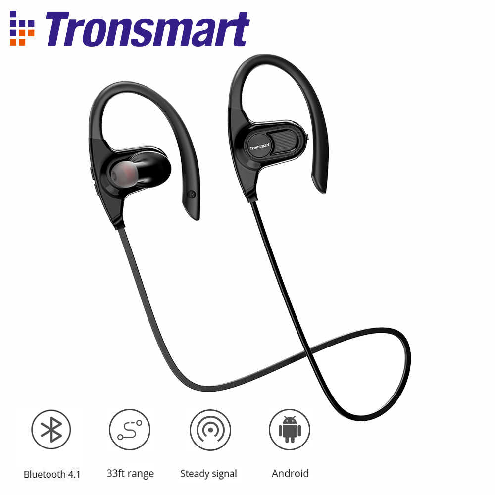 1e150708d1485b Tronsmart Encore Hydra Bluetooth 4.1 Headphones IPX7 Waterproof HiFi  Superior Sound quality Noise cancelling Wireless Earphone