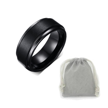 Men's Wedding Matte Band Ring