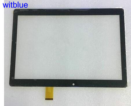 Witblue New For 10.1 BQ BQ-1057L BQ 1057L Tablet touch screen panel Digitizer Glass Sensor replacement Free Shipping witblue new touch screen digitizer for 7 bq 7008g 3g bq 7008g tablet capacitive panel glass sensor replacement free shipping