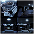 15 x Error Free White Interior LED Light Package Kit for lexus IS300h accessories reading door lights 2013-2015
