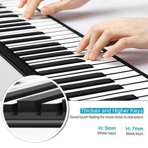 Electric Roll Piano Portable F