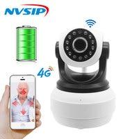 Built in battery Wireless 3G 4G Sim Card Wireless Camera 720p/960P TF Card Video Record CCTV Security Surveillance Camera .PTZ