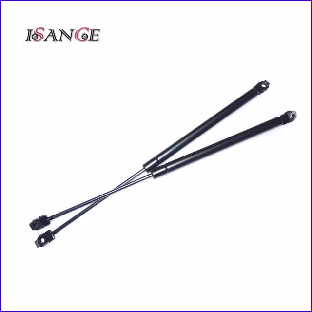ISANCE 2PCS Front Hood Lift Support Gas Spring Shock