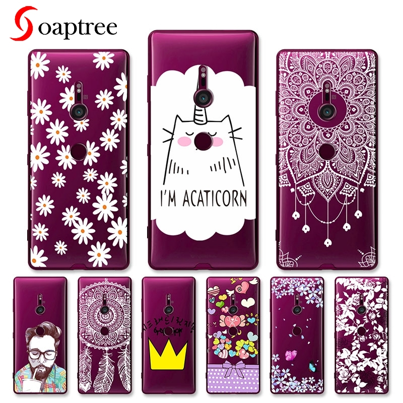 Phone Bags & Cases Professional Sale Bling Glitter Case For Sony Xperia L2 Dynamic Liquid Quicksand Fitted Phone Cover H3311 H3321 H4311 H4331 Soft Silicone Funda