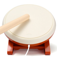 For Wii Video Game For Taiko No Tatsujin Drum Sticks Set For Nintendo For Wii Remote