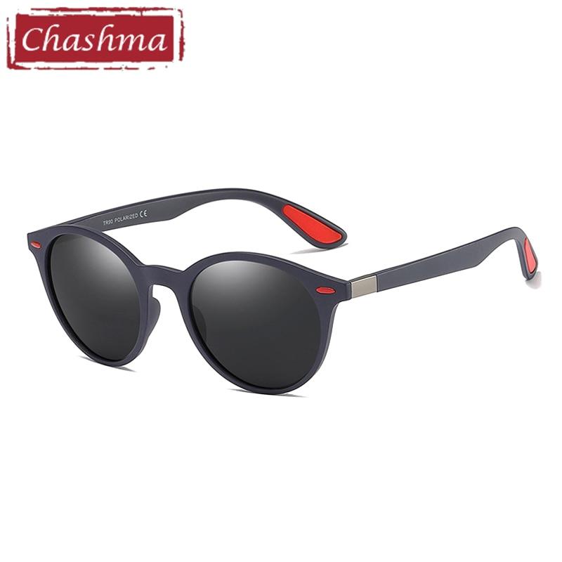 Round sunglasses lentes de sol hombre oculos de sol masculino polaroid glases sonnenbrille brand designer Mirror gafas Retro