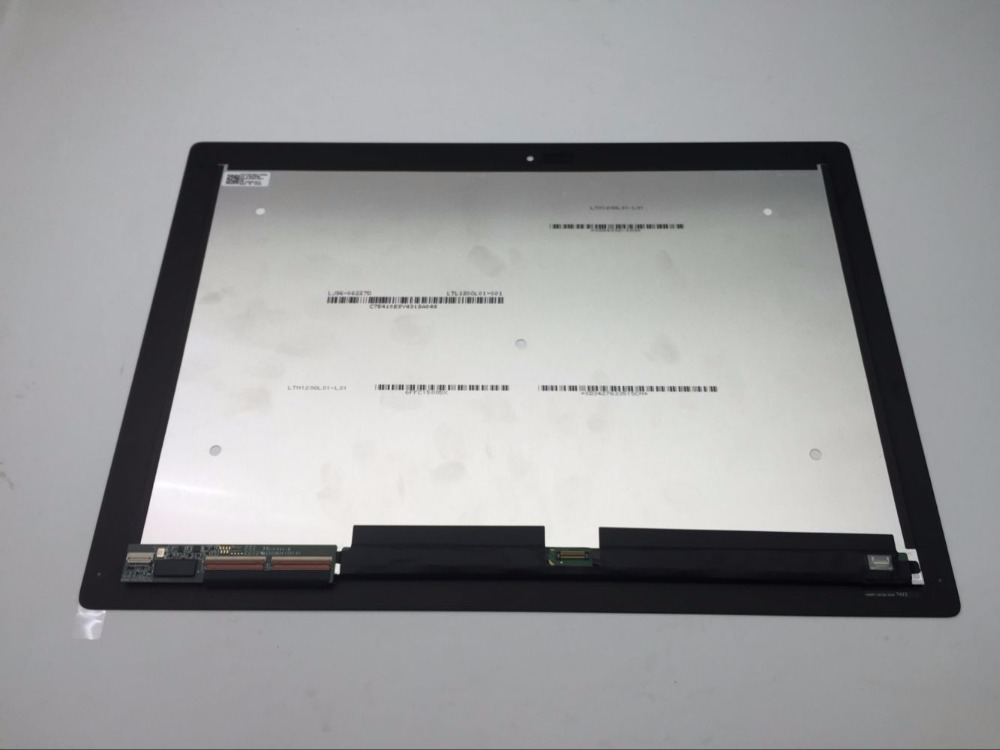 все цены на Assembly for Lenove IdeaPad Miix 700-12ISK 4pro LCD Screen Touch Digitizer Display онлайн
