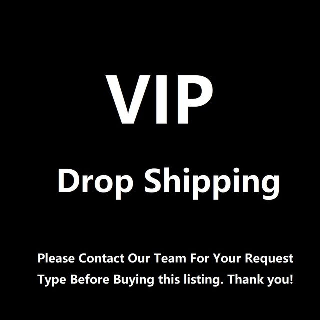 US $12 99 35% OFF|VIP Drop Shipping Dedicated Service Valid Tracking  Without Any Invoice Receipt etc Please Contact Customer Team Before  Buying-in LED