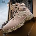 Военные тактические ботинки, Открытый мужские боевая зима пустыня боевой полет кроссовки