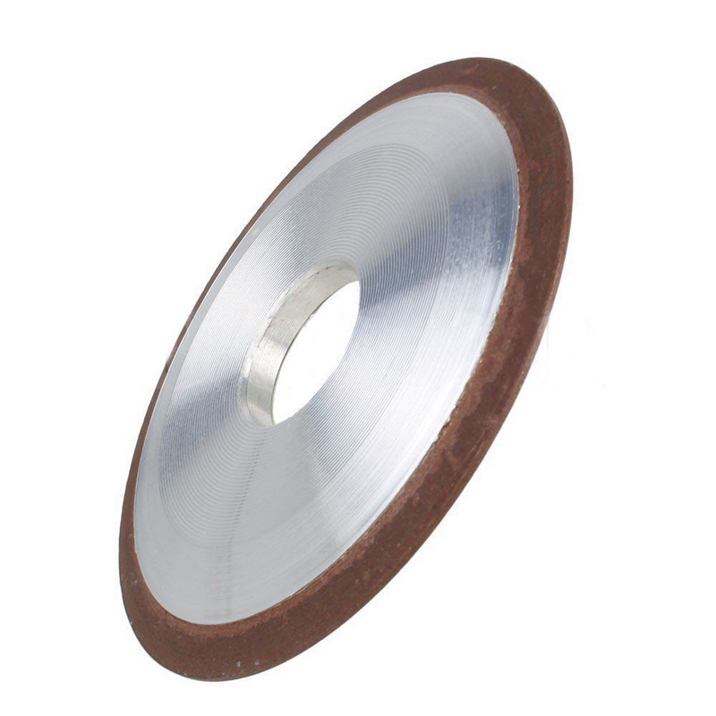 Mayitr 125mm 150 Grit Diamond Grinding Wheels Grinding Dish Wheels For Milling Cutter Tool Power Tool Accessories