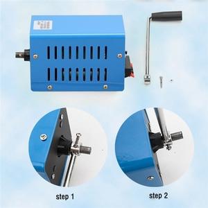 Image 5 - Outdoor 20W Multi function Portable Manual Crank Generator Emergency Survival Power Supply Outdoor Tools