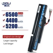 JIGU batería del ordenador portátil para Acer Aspire TimelineX 3830T 4830T, 5830T 3830TG 4830TG 5830TG 3INR18/65 2 AS11A3E AS11A5E 6 celdas