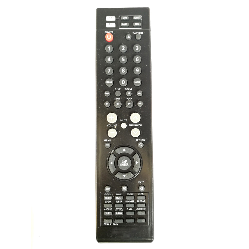 New Replacement Ah59 01907k For Samsung Home Theater System Remote