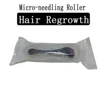 Micro-needling Roller Hair Regrowth Beard Growth MezoRoller Anti Hair Loss Treatment Thinning Hair