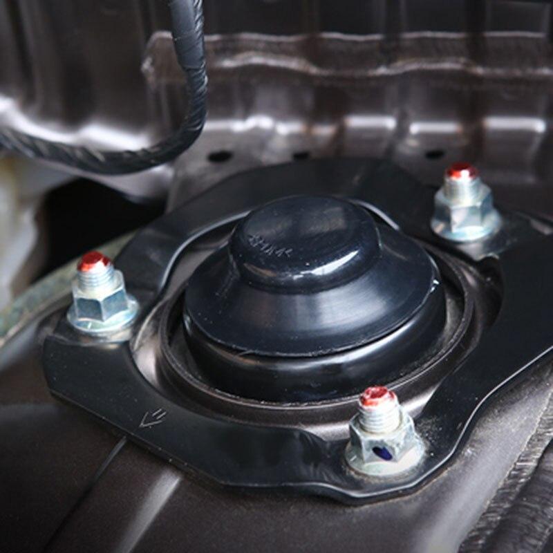 2 шт. Для Mitsubishi ASX Outlander Lancer Dust shock передний амортизатор переднее покрытие ржавчины автомобильные аксессуары
