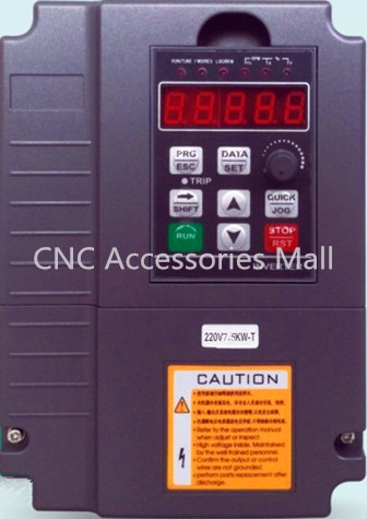 VFD inverter 7.5KW 220v input 380V output HY07D523B-T 7500W variouble frequency driver