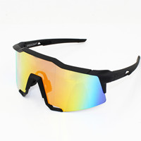2017 SpeedCraft Brand Base Outdoor Sports Bicycle Sunglasses Bicicleta Gafas Ciclismo Cycling Glasses Eyewear 2 Lens